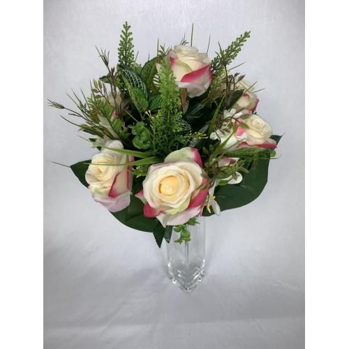 Bukiet Róża - Storczyk BIG-2 kolor 4